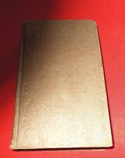 """Memoirs Of William G. Crocker""  By R.B. Medbery *1848* 1st  VG"