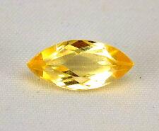 TOP HELIODOR : 2,34 Ct Natürlicher Heliodor ( Gold Beryll ) aus Brasilien