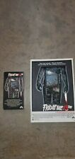 Mcfarlane Toys Figure Friday The 13th 3-D Movie Poster vhs