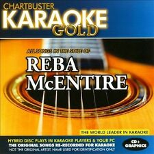 NEW Karaoke Gold: Songs in the Style of Reba McEntire (Audio CD)
