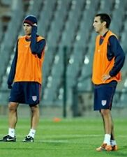 USMNT rare Nike  training knee shorts worn by players