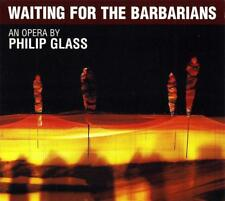 ██ OPER ║ Philip Glass (*1937) ║ WAITING FOR THE BARBARIANS ║ 2CD