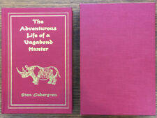 Sten Cedergren / Adventurous Life of Vagabond Hunter From South Signed 1st 2007