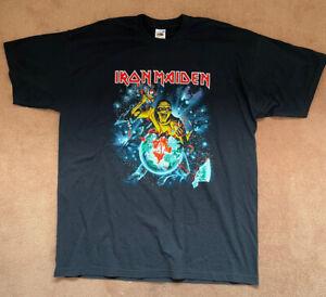 Iron Maiden T Shirt  Mens Size XL.