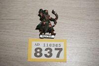 Warhammer Fantasy Age of Sigmar Wood Elves Wood Elf Waywatcher Metal OOP LOT 837