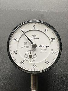 Mitutoyo 2046 F Messuhr Bereich 0-10mm in 0,01mm