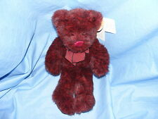 Russ Berrie Teddy Bear Roxanne 4017 Collectable Rare Birthday Present Gift
