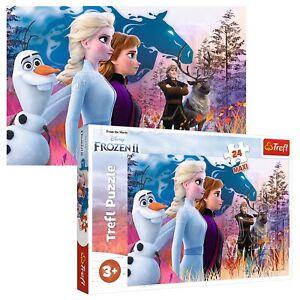 Trefl 24 Maxi Piece Kids Large Disney Frozen 2 Magical Journey Jigsaw Puzzle NEW