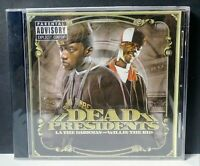 Dead Presidents [PA] - Willie the Kid (CD) LA theDarkman