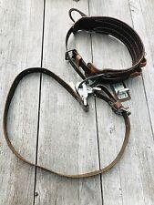 Bell System Buckingham Telephone Linemans Belt Positioning Safety Strap