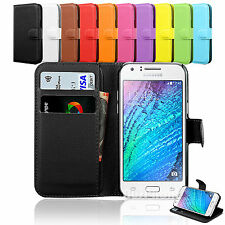 Samsung Galaxy J1 mini J3 J5 J7 Pro A5 2017 Wallet Leather Card Flip Case Cover
