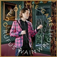 Out of the Game Rufus Wainwright CD Sealed ! New ! 2012