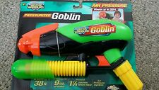 Water Warriors Goblin Air Pressure Water Blaster Blast to 38 ft Pressurized 4+