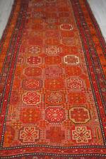 antique tapis caucasien Karabagh Karabakh / Caucasian rug orange 270 x 116 cm