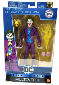 "The JOKER DC Multiverse 6"" Figure Batman 80 Years DC Comics Originals GFL12"
