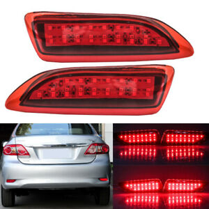 Rear Bumper Brake Light LED Lamp For Toyota Corolla/Lexus CT200H 2011 2012 2013