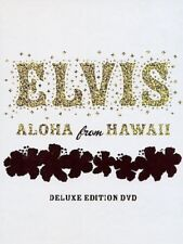 Elvis Presley Aloha from Hawaii Deluxe Edition 2 Disc NEW And Sealed UK Region 2