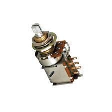 WD CGE 500K Split Shaft Push-Pull DPDT Mini Pot