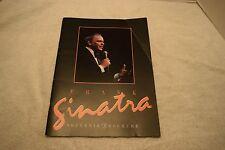 Frank Sinatra Souvenir Brochure