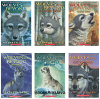 Wolves of the Beyond 1-6 Lone Wolf,Shadow+ by Kathryn Lasky (6 Paperback Set)