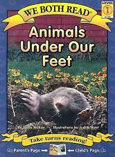 Animals Under Our Feet (We Both Read - Level 1 (Quality))-ExLibrary