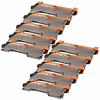 10PK TN-450 for Brother TN450 BLACK Toner Cartridge Intellifax 2840 2940 HL-2280