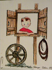 Wagon wheel wood Retire Ugetphoto#2)L@@k@ examples ART IMPRESSIONS RUBBER STAMPS