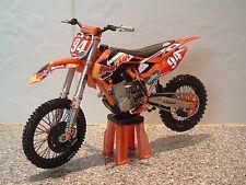 TOY MOTOCROSS BIKE MODEL 1:12 KEN ROCZEN RED BULL KTM #94 SXF 450 XMAS GIFT 2014