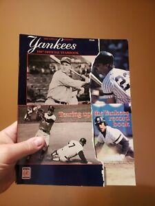 1987 New York Yankees MLB Baseball Yearbook