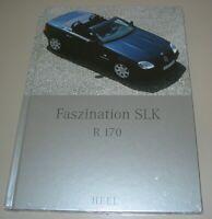 Bildband Mercedes Benz Faszination SLK R 170 200 230 320 32 AMG Buch Heel NEU!