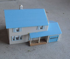 Vintage HO Scale Engraving Eng. Co House Building 302 LOOK