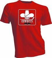 Calgary Cowboys DEFUNCT WHA Hockey Vintage Style t shirt team sports handmade
