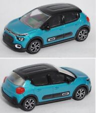 Norev 310913 Citroen C3 SHINE PACK, spring-blue, 1:64