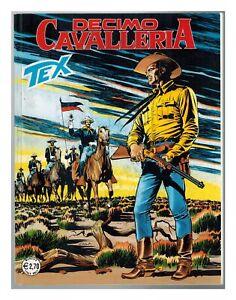 Tex 570 Decimo Cavalleria Bonelli  2008 Giovanni Ticci