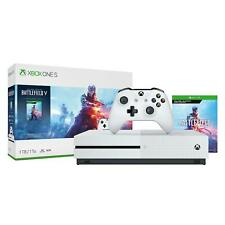 Microsoft - Xbox One S 1TB Battlefield V Bundle with 4K Ultra HD Blu-ray