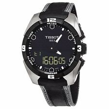 Tissot Men's T Touch Expert Solar Multifunction Quartz Watch T0914204605101