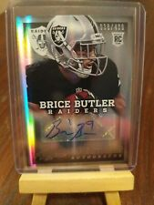 New ListingBrice Butler Rookie Auto /499 - 2013 Panini Absolute Spectrum Autographs