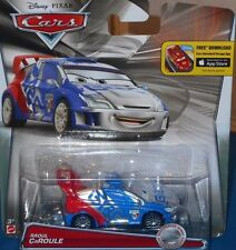 Disney Pixar Cars Silver Racers Raoul Caroule Special Edition New