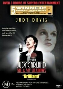Life With Judy Davis - Me & My Shadows (DVD, 2001, R4) - Like New condition -
