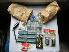 Lot Vtg Sylvania Blue Dot Flash Bulbs P25 + M2 + OTHERS HUGE LOT