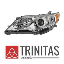 NEW LH 2012-2014 Toyota Camry Projector Headlight Headlamp Driver Left side