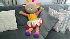 In The Night Garden Talking Upsy Daisy Plush Soft Toy, Tall 80cm Approx