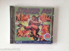 Striker pro football NEUF/NEW/blister Philips CD-i CDi PAL EURO