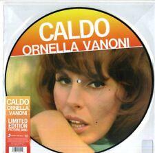 Ornella Vanoni - Caldo - LP Vinile Picture Limited Edition  Nuovo Sigillato