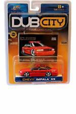 2003 Jada Dub City #035 Chevy Impala SS Fire Dept