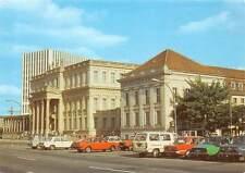 Germany Berlin Palais Unter den Linden und Operncafe Auto Cars