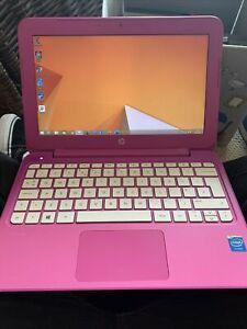 "HP Stream 11-d009na 11.6"" (32GB, Intel Celeron, 1.33GHz, 2GB) Notebook/Laptop -"