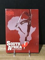 SPI Strategy & Tactics #62 Game/Magazine - South Africa - Unpunched