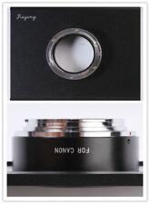 Canon EOS For Linhof Sinar Toyo Wista Horseman Cambo Arca 4x5 Camera Accessory