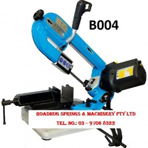 BAND SAW - Portable Swivel Hd Metal Cut 130 x 125mm (W x H) Order No.: B004